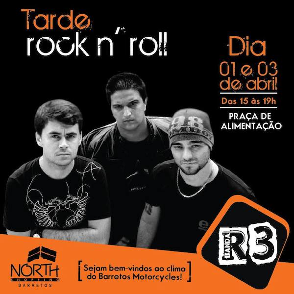 rock n roll north shopping barretos